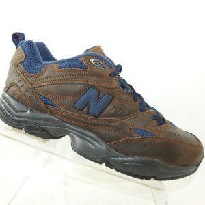 New Balance WX609OD Sz 12 M Brown Sneakers R6B22